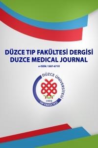 Düzce Tıp Fakültesi Dergisi