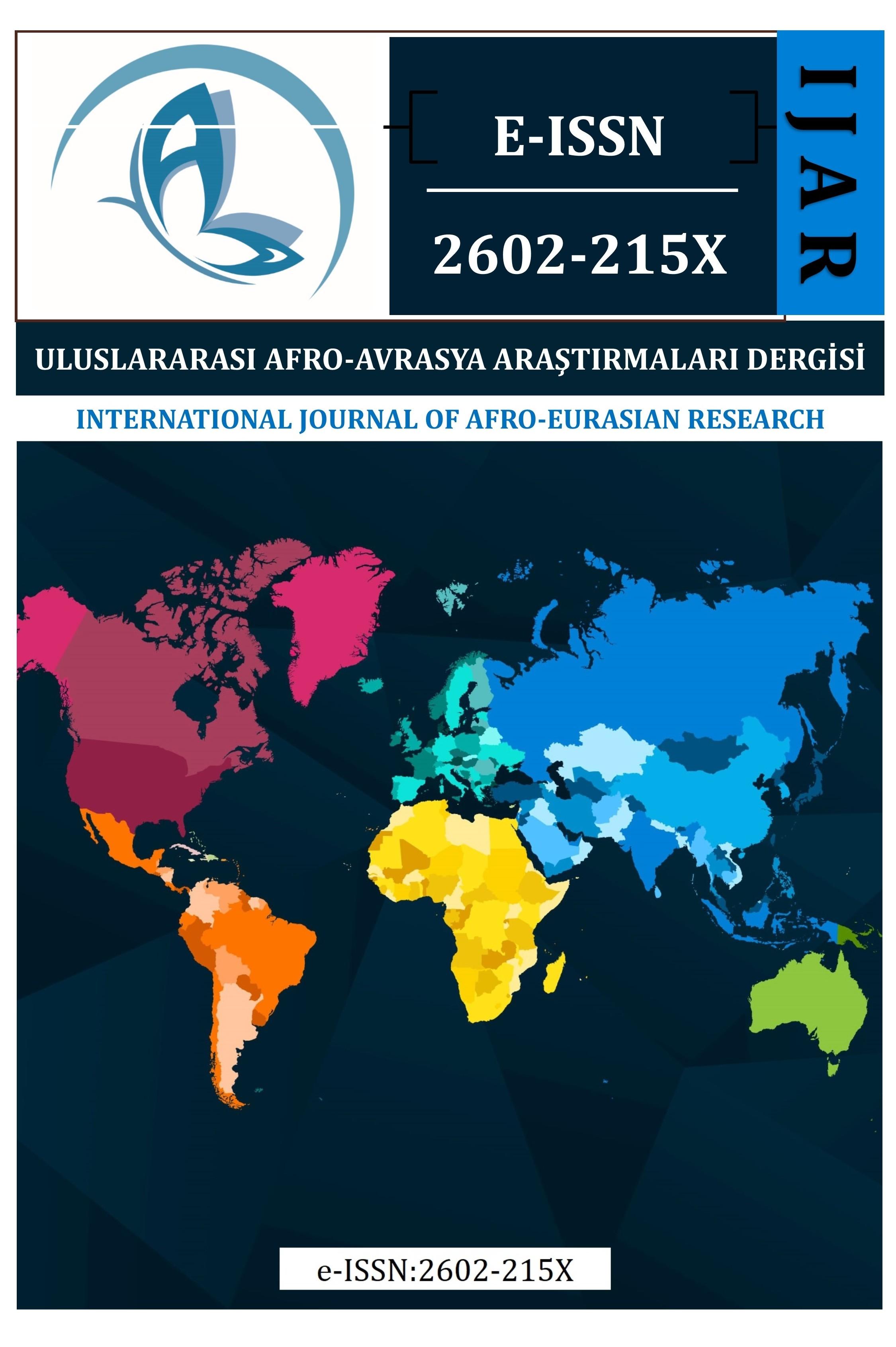 International Journal of Afro-Eurasian Research