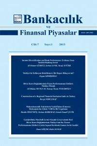 BDDK Bankacılık ve Finansal Piyasalar Dergisi