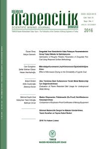 Scientific Mining Journal