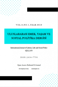 International Journal of Labour Life and Social Policy