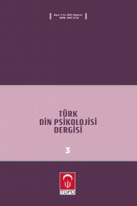Türk Din Psikolojisi Dergisi