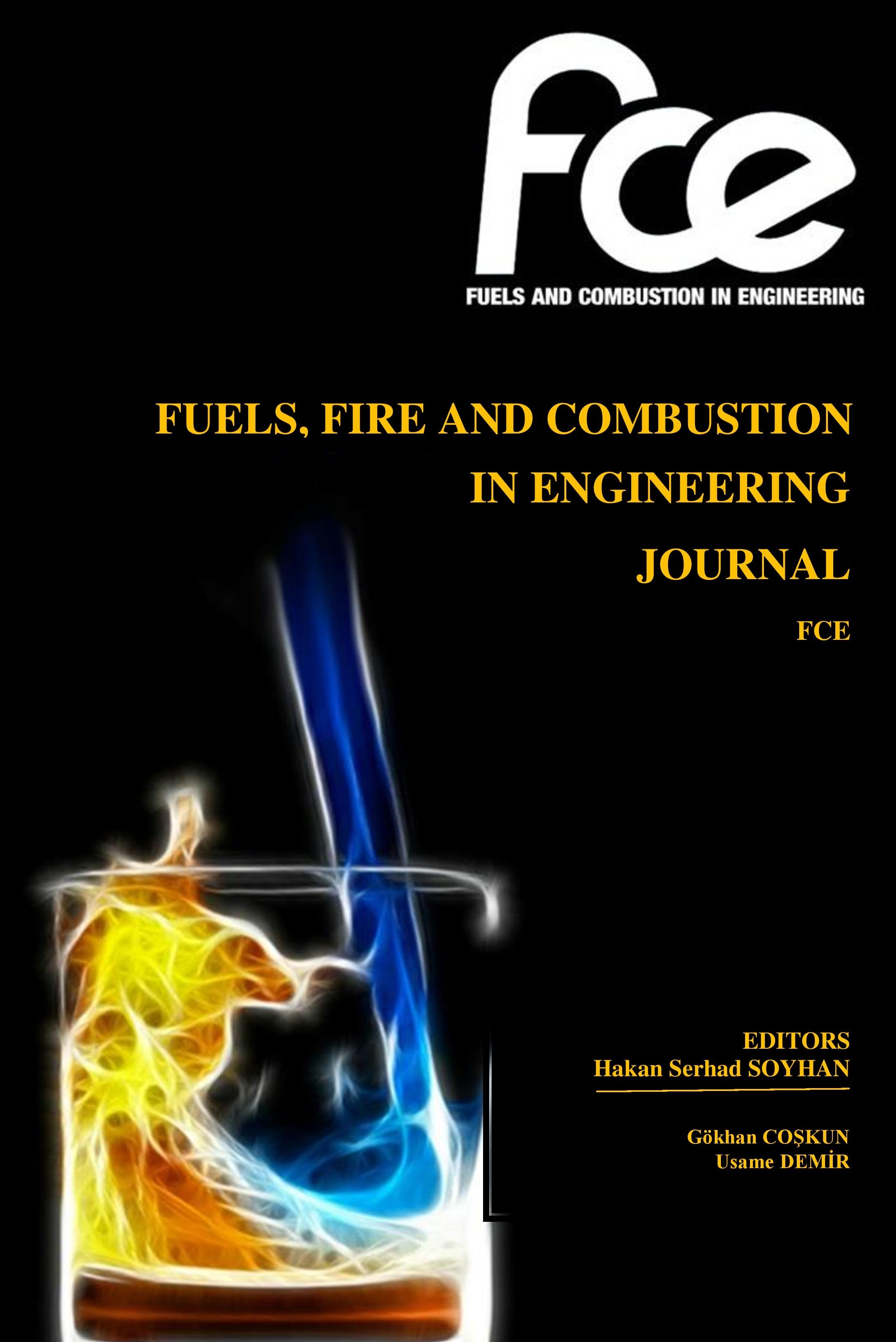 International Journal of Fuels Fire and Combustion