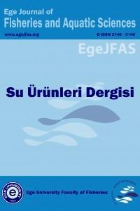 Su Ürünleri Dergisi