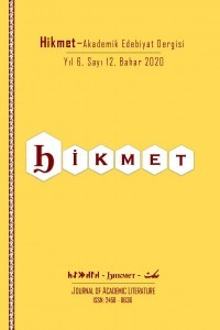 Hikmet-journal of academic literature