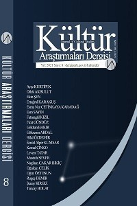 Kültür Araştırmaları Dergisi
