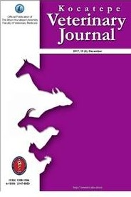 Kocatepe Veterinary Journal