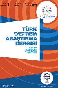 Türk Deprem Araştırma Dergisi