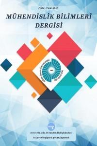 Niğde Ömer Halisdemir Üniversitesi Mühendislik Bilimleri Dergisi