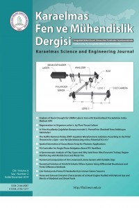 Karaelmas Science and Engineering Journal