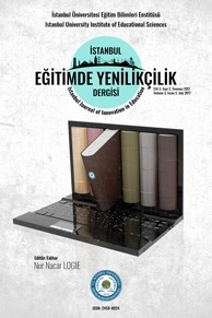 ISTANBUL JOURNAL OF INNOVATION IN EDUCATION