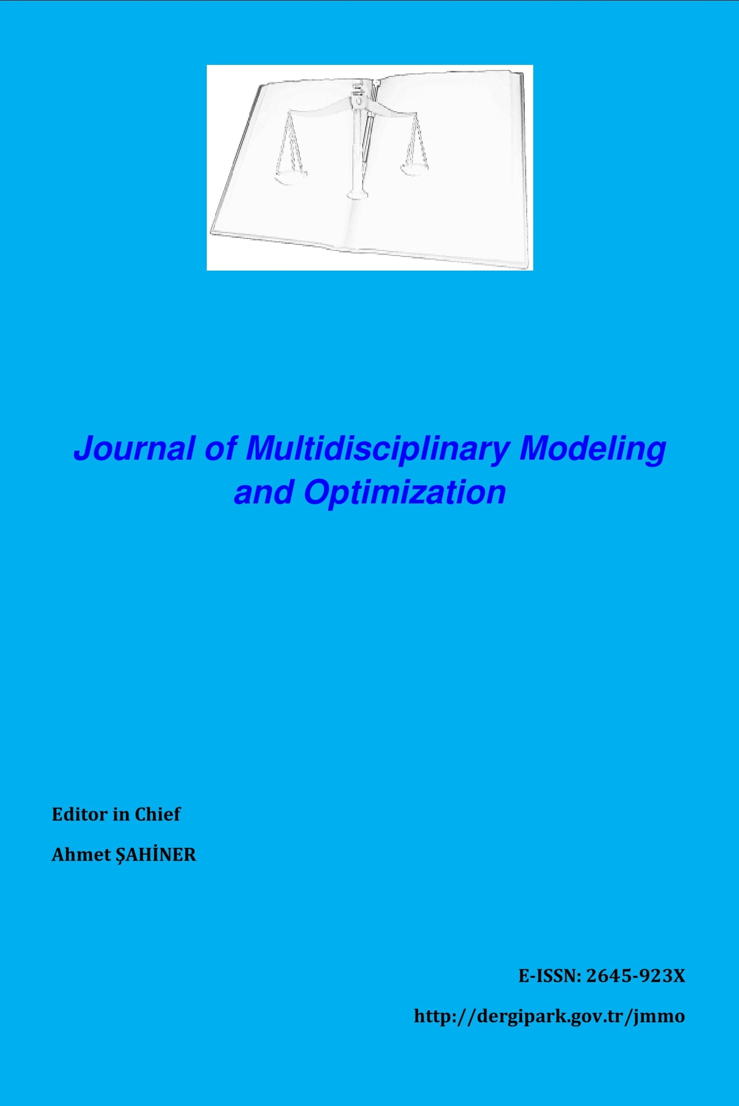 Journal of Multidisciplinary Modeling and Optimization