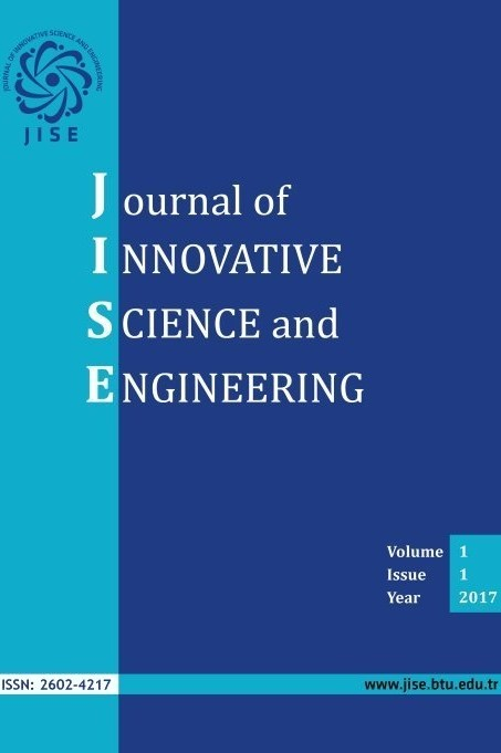 Journal of Innovative Science and Engineering (JISE)
