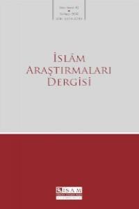 İslam Araştırmaları Dergisi