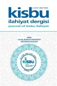 kisbu ilahiyat dergisi