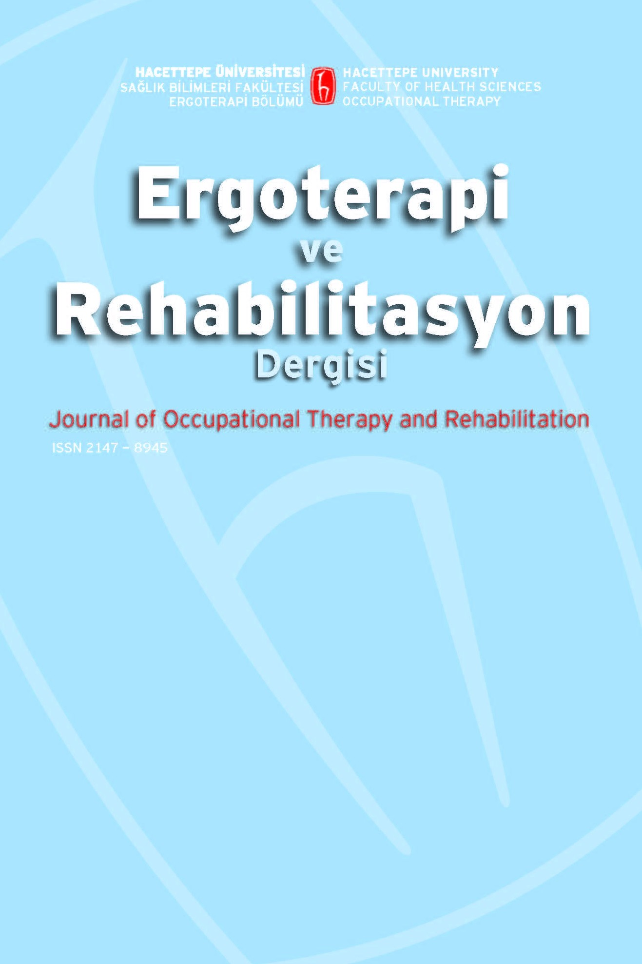 Journal of Occupational Therapy and Rehabilitation