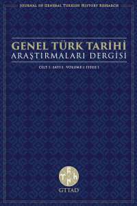 Journal of General Turkish History Research