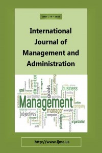 International Journal of Management and Administration