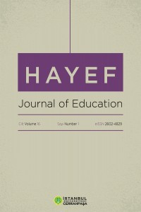 HAYEF Journal of Education