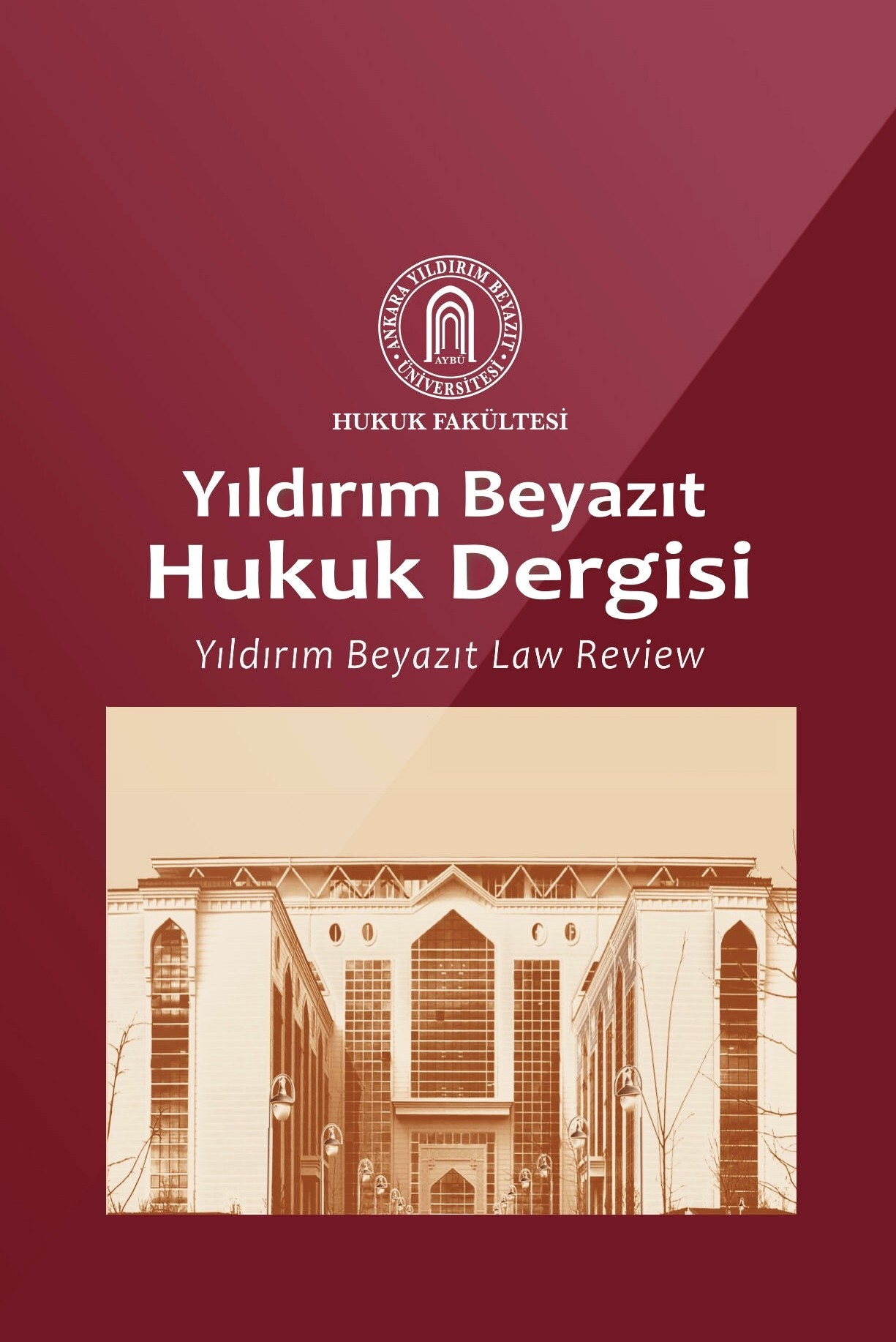 Yıldırım Beyazıt Hukuk Dergisi