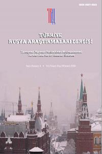 Turkish Journal of Russian Studies