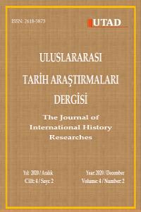 Uluslararası Tarih Araştırmaları Dergisi