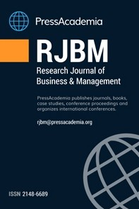 Research Journal of Business and Management » Dergi Research Journal