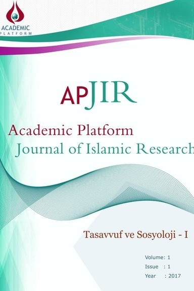 Academic Platform Journal of Islamic Research