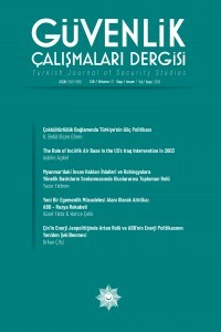Turkish Journal of Security Studies