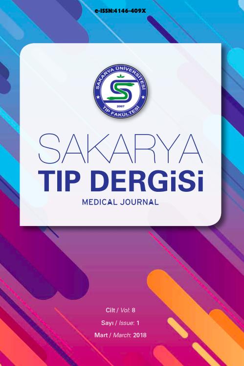 Sakarya Tıp Dergisi