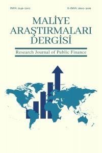 Maliye Araştırmaları Dergisi