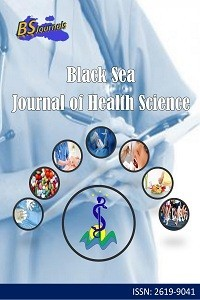 Black Sea Journal of Health Science