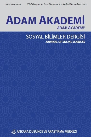 Adam Academy Journal of Social Sciences