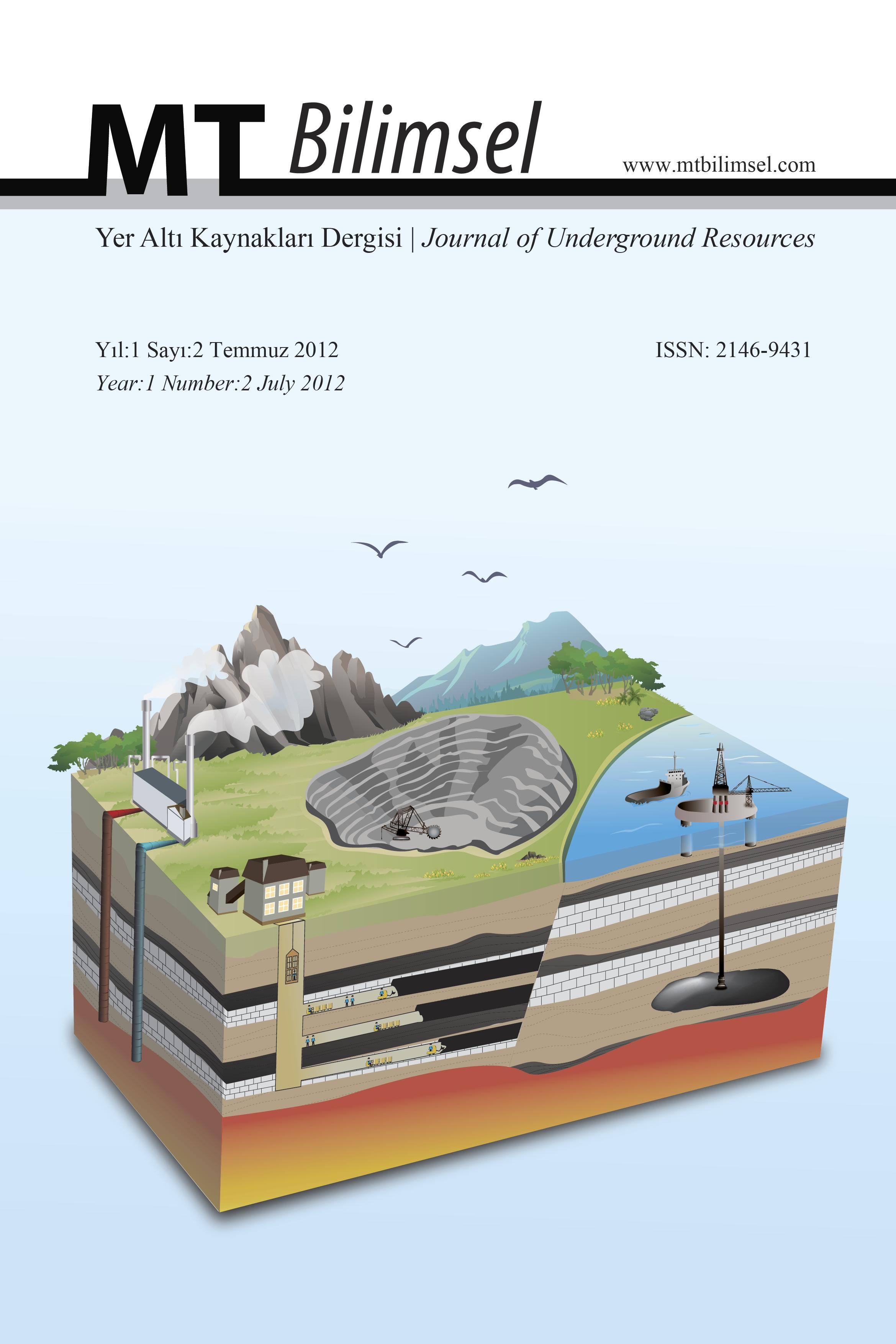Journal of Underground Resources