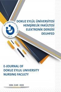 Dokuz Eylül Üniversitesi Hemşirelik Fakültesi Elektronik Dergisi