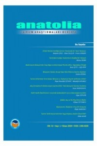 Anatolia: A Journal of Tourism Research