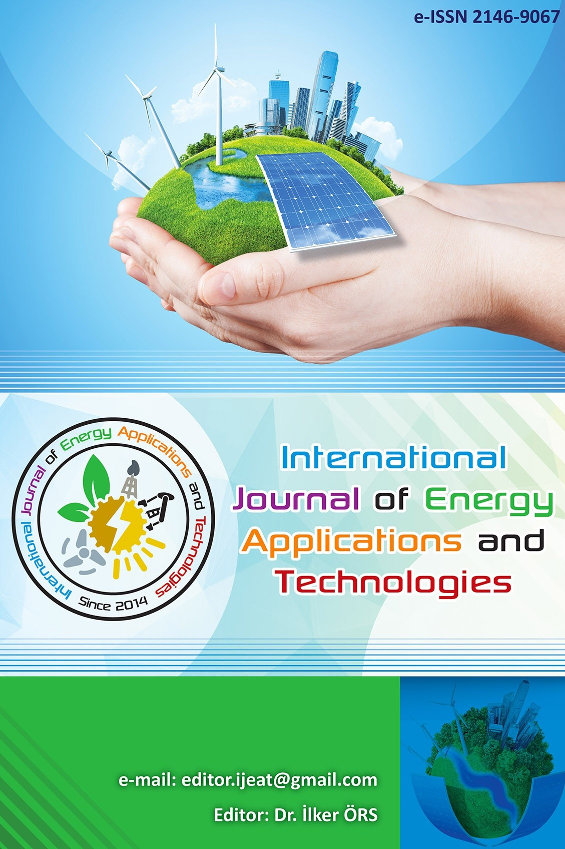 International Journal of Energy Applications and Technologies