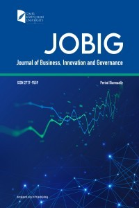 Journal of Business Innovation and Governance