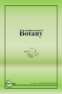 Anatolian Journal of Botany