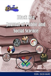 Black Sea Journal of Public and Social Science