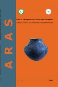 Aras Türkiye Eski Yakın Doğu Araştırmaları Dergisi