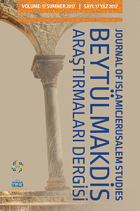Journal of Islamicjerusalem Studies