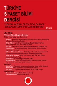Turkish Journal of Political Science