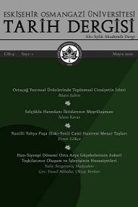 Eskişehir Osmangazi Üniversitesi Tarih Dergisi