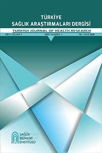 Türkiye Sağlık Araştırmaları Dergisi