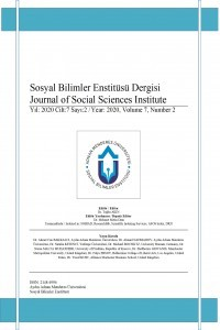 Adnan Menderes University Journal of Social Sciences Institute