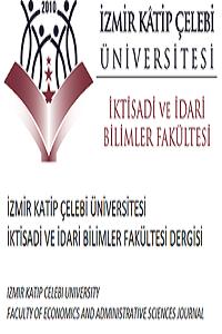 İzmir Katip Çelebi Üniversitesi İktisadi ve İdari Bilimler Fakültesi Dergisi
