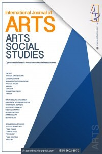 International Journal of Arts and Social Studies