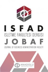Anadolu Üniversitesi İşletme Fakültesi Dergisi