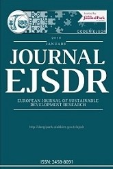 European Journal of Sustainable Development Research